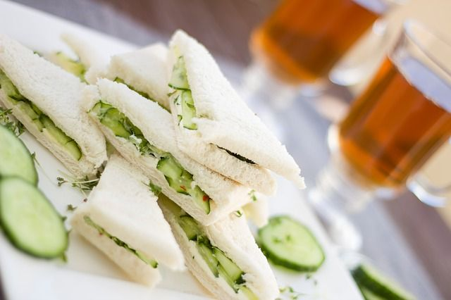 How To Make Cucumber Sandwiches