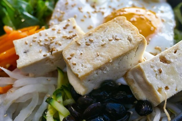What is Tofu| Tofu nutrition|	 Silken Tofu Salad recipe