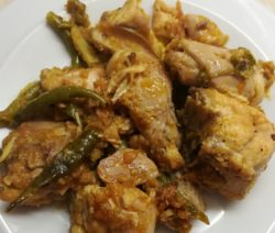 Chicken Karahi Pakistani